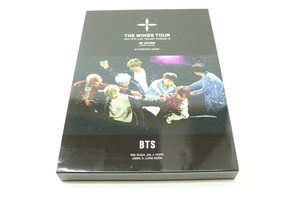 06EY●BTS 2017 BTS LIVE TRILOGY EPISODE III THE WINGS TOUR IN JAPAN-SPECIAL EDITION-at KYOCERA DOME [初回限定盤] 中古