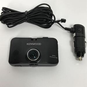 ☆送料無料・1円~☆ KENWOOD ケンウッド ドライブレコーダー DRV-830 microSD 付き ドラレコ