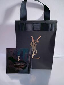YSL イヴサンローラン リップ ミニ ギフト バッグ & サンプル1点 新品