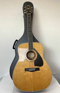 YAMAHA ヤマハ FG-725 アコースティックギター ハードケース付き