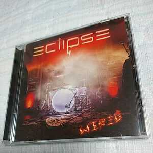"""Eclipse(エクリプス)『Wired』ワイアード """"2021年最新アルバム 輸入盤"""