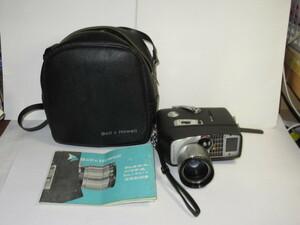 [南十字星]1013Aベル・ハウエル Bell&Howell  デュオズーム バリズーム 8mmシネカメラ