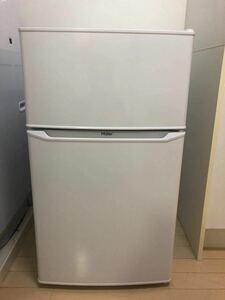 2020年式 2ドア冷蔵庫 1人暮らし 美品 ハイアール 冷凍冷蔵庫 高年式