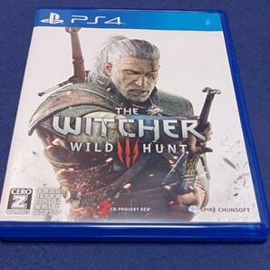 PS4 ウィッチャー3 ワイルドハント 普通版