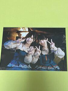 STU48 ヘタレたちよ 沖侑果 高雄さやか リップシーン 生写真 タワーレコード