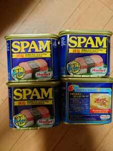 スパム SPAM 沖縄 減塩 おつまみ 保存食 55