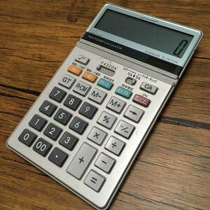 SHARP 電卓 EL-N732K ナイスサイズ電卓