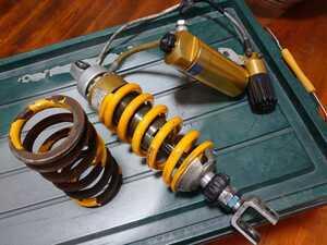 オーリンズ OHLINS リアサスペンション リアサス TRX850 TRX 350mm 補修ベース ヤマハ スプリング