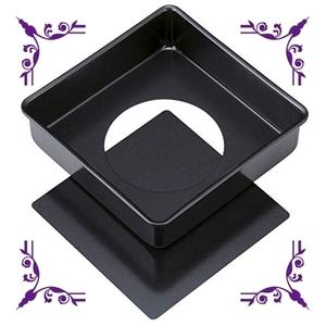 【今回限り】サイズ15cm 貝印 KAI ケーキ型 Kai House Select スクエア 底取式 15* DL6118