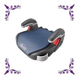 【今回限り】色ネイビー Graco(グレコ) シートベルト固定 ロングユース コンパクトジュニア Compact Junior イ