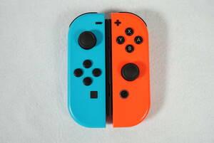 Nintendo Switch 本体 用 コントローラー ジョイコン / 任天堂 スイッチ JOY-CON 《動作確認済・清掃済》J34