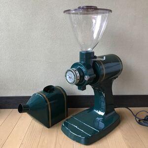 動作絶好調 分解清掃済み コーヒーミル 検 フジローヤル R-440 カリタ ハイカットミル グラインダー ナイスカットミル みるっこ
