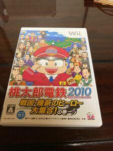 【Wii】 桃太郎電鉄2010 戦国・維新のヒーロー大集合!の巻 美品