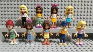 レゴ フレンズ 女の子 ミニフィグ 大量出品中 同梱可 正規品 LEGO