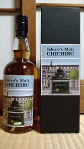 秩父 パリエディション 2021 イチローズモルトIchiro's Malt Chichibu Paris Edition 2021