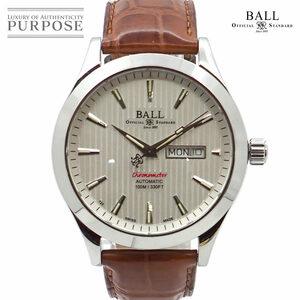 ボール ウォッチ BALL エンジニア2 NM2028C メンズ 腕時計 デイデイト シルバー 文字盤 オートマ 自動巻き ウォッチ Engineer2 90120893