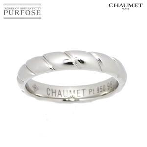 ショーメ CHAUMET トルサード 13号 リング Pt プラチナ 指輪 Torsard Ring 90132901