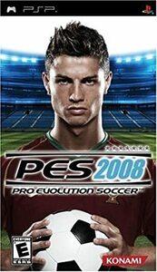 Pro-Evolution Soccer 2008 / Game