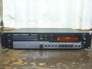 TASCAM CD-RW900SL 業務用CDレコーダー タスカム 2