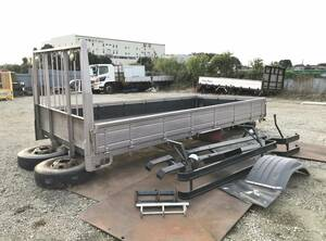 truck carrier 8 ton /4 ton base for beautiful goods condition excellent