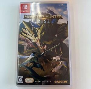 モンスターハンターライズ  Nintendo Switch ニンテンドースイッチソフト