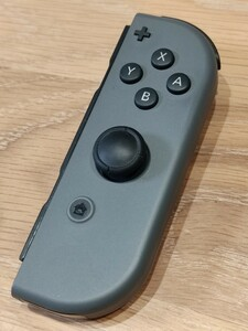 Joy-Con(R) グレー ジョイコン Nintendo Switch ニンテンドースイッチJoy-Con