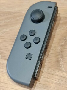 Joy-Con (L) ニンテンドースイッチ Nintendo Switch ジョイコン グレー