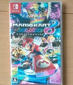 マリオカート8デラックス ニンテンドースイッチ Nintendo Switchソフト