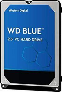 2TB Western Digital HDD 2TB WD Blue PC 2.5インチ 内蔵HDD WD20SPZX-EC