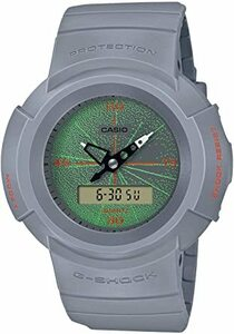 グレー [カシオ] 腕時計 ジーショック AW-500MNT-8AJR メンズ グレー