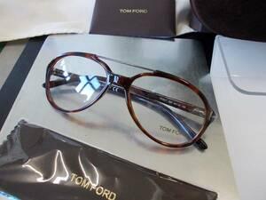 TOMFORD トムフォード ティアドロップ 眼鏡フレーム TF5017-820