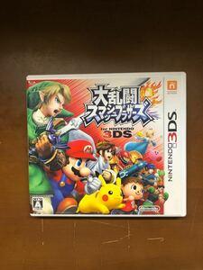 大乱闘スマッシュブラザーズ 3DS ニンテンドー3DSソフト