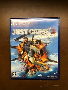 ジャストコーズ3 JUSTCAUSE3 PS4ソフト