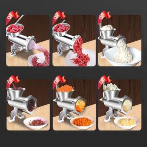 ミートチョッパー 豆 肉挽き ソーセージメーカー 味噌作り 製麺機