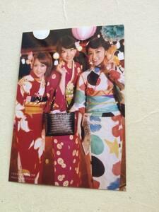 AKB48 「さよならクロール」 特典写真 高橋みなみ/柏木由紀/大島優子 他にも出品中 説明文必読