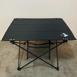 YMBSTORE アウトドア 折りたたみ テーブル キャンプ コールマン アウトドアテーブル ロールテーブル コンパクト