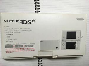 ニンテンドーDSi (ホワイト)ブランド:任天堂色:ホワイト系パッケージ種類:通常版