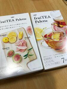 キーコーヒー フルーティパレット 紅茶