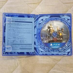 中古 PS4 GOD OF WAR ゴッド・オブ・ウォー
