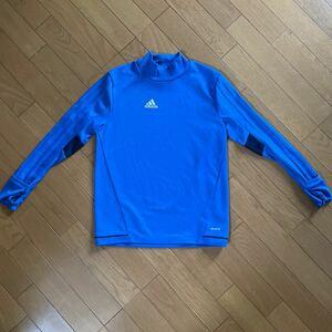 adidas(アディダス) サッカー トレーニングトップ ブルー ウェア ジャージ