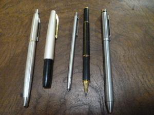 ボールペン 5本 まとめて出品(7)