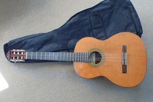 m81 / YUKIO NAKADE LUTHIER Tokio Japan 中出幸雄 クラシックギター NO.10 1992 ソフトケース有 ジャンク 現状品