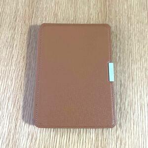 Amazon Kindle Paperwhite用レザーカバー、サドルブラウン (Kindle Paperwhite専用)