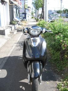 台湾ヤマハ ビーノビアンコ125cc 黒色 中古車 愛知県尾張旭から 陸送の相談と手配が出来る方限定