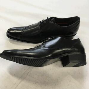 新品 マドラス ブラックリスト madras BLACK LIST 本革 ブラック 黒 ビジネスシューズ メンズ 25.5cm 3E