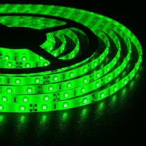【匿名配送】 LEDテープライト グリーン 300連 白ベース 専用コネクター付 5m 防水 12V LED テープ 緑 車 自動車 バイク オートバイ