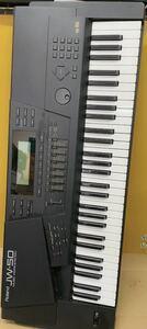 Roland JW-50 ローランドキーボード シンセサイザー 通電確認済み