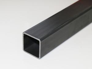 鉄 角パイプ STKR 肉厚4.5×60×60 長さ180mm 1本