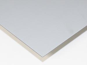 鉄板 ボンデ鋼板 SECC 板厚0.8mm 215mm × 300mm 1枚