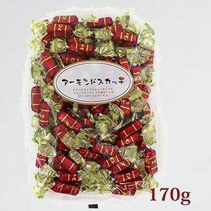 未使用 新品 ア-モンドスカッチ クランチキャンディ- G-6C お茶請け おやつ 170g 3袋セット お菓子